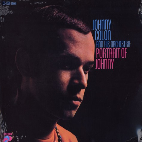 Johnny Colon - Portrait of johnny