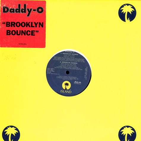 Daddy-O - Brooklyn bounce