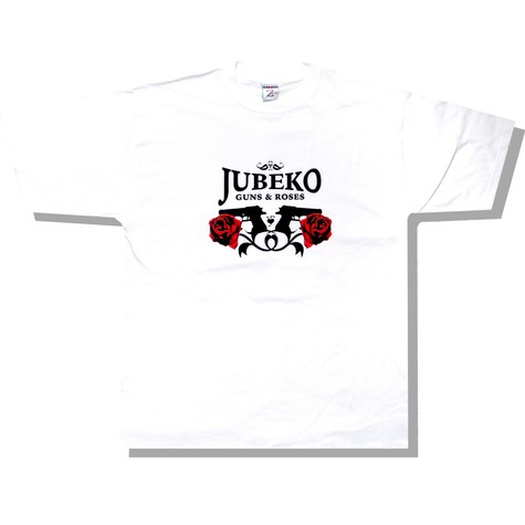 Jubeko - Guns & roses T-Shirt
