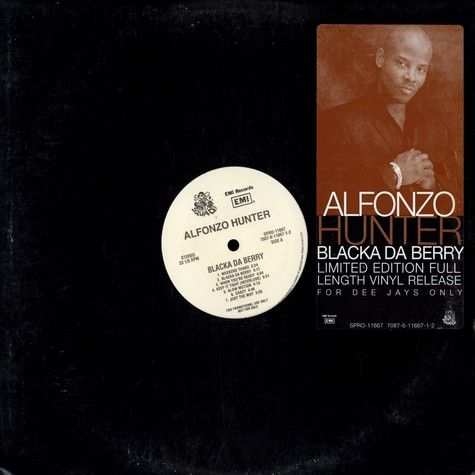 Alfonzo Hunter - Blacka da berry