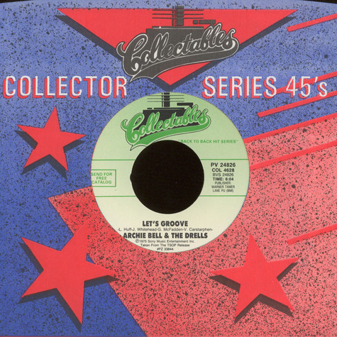 Archie Bell & The Drells - Let's groove