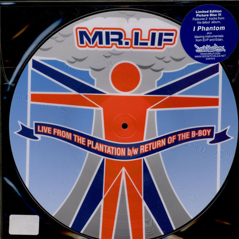 Mr. Lif - Live From The Plantation