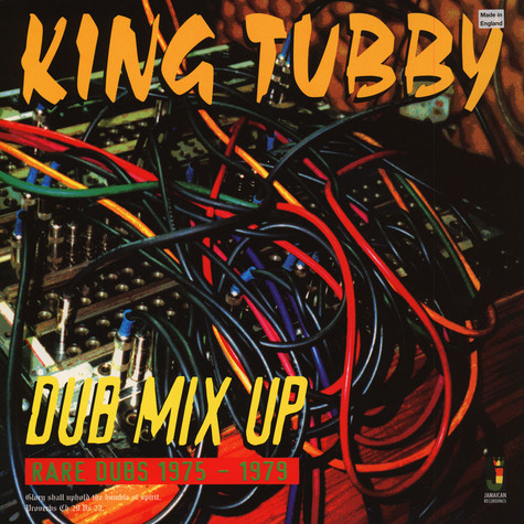 King Tubby - Dub mix up