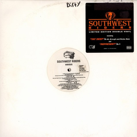 V.A. - Southwest riders