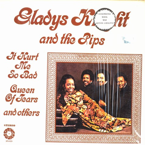 Gladys Knight & The Pips - Early hits