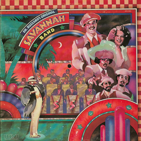 Dr. Buzzard's Original Savannah Band - Dr. Buzzard's Original Savannah Band