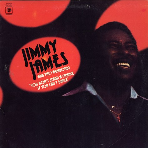 Jimmy James & The Vagabonds - You don't stand a chance if you can't dance