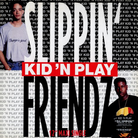 Kid'n Play - Slippin Large Professor remix