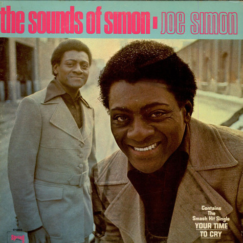 Joe Simon - The Sounds Of Simon