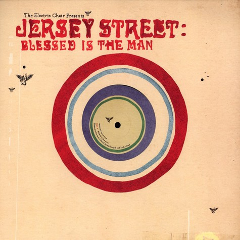 Jersey Street Allstars - Blessed is the man EP