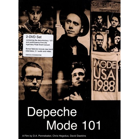 Depeche Mode - 101 - the DVD