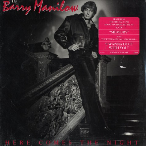Barry Manilow - Here comes the night