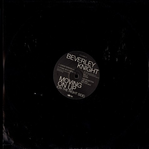 Beverley Knight - Moving on up remixes
