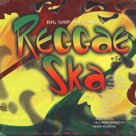 V.A. - Big ship ole fung - reggae ska