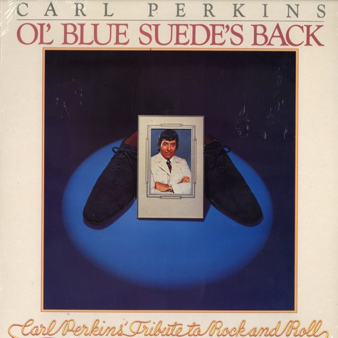Carl Perkins - Ol blue suede's back