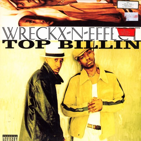 Wreckx-N-Effect - Top billin