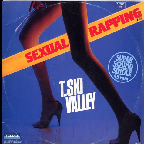 T-Ski Valley - Sexual rapping