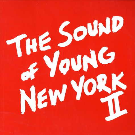 V.A. - The sound of young New York volume 2