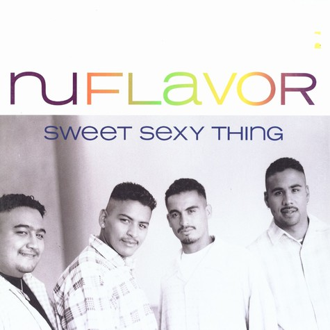 Nu Flavor Feat Roger Troutman - Sweet Sexy Thing