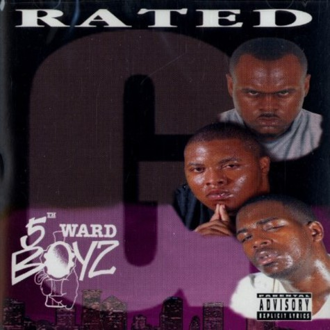 5th Ward Boyz - Rated G