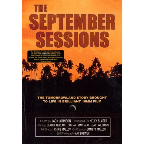 September Sessions - The movie