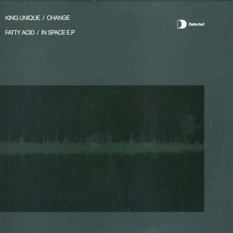 King Unique / Fatty Acid - Change / in space EP