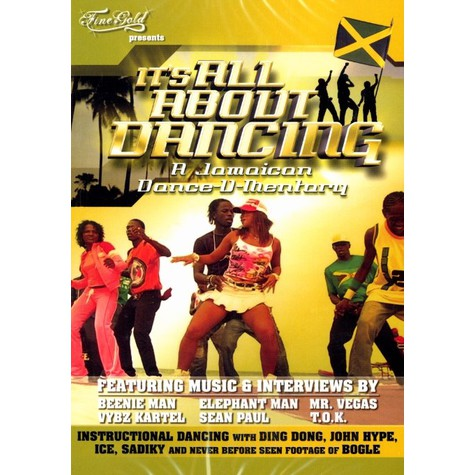 It's All About Dancing - A jamaican dance-u-mentary