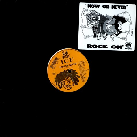 ICF - Now Or Never / Rock On