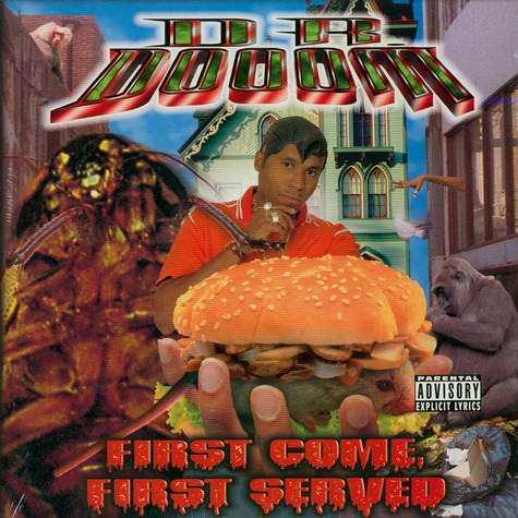 Dr. Dooom - First Come, First Served