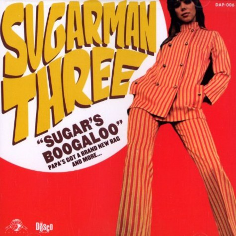 Sugarman 3 & Co. - Sugar's boogaloo
