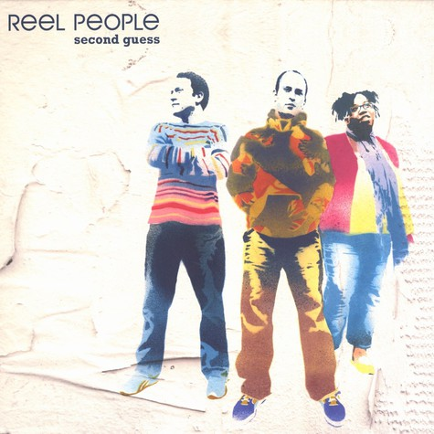 Reel People - Second guess - live sessions
