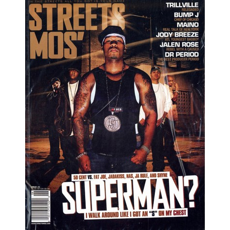 Streets Mos' - Issue 5