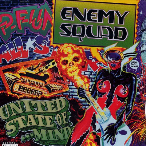 Enemy Squad - United State Of Mind