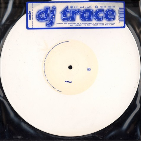DJ Trace - 21st And South