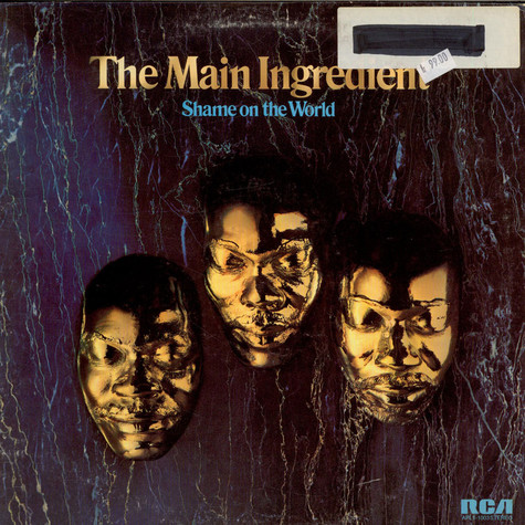 Main Ingredient, The - Shame On The World