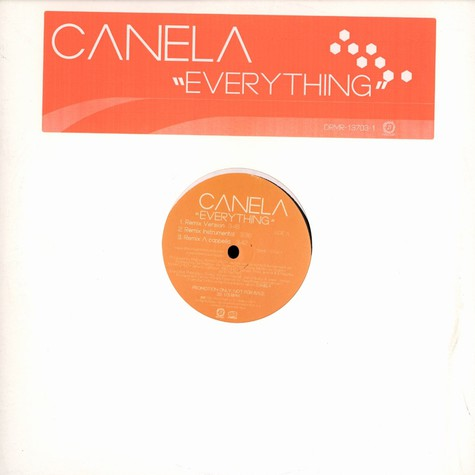 Canela - Everything