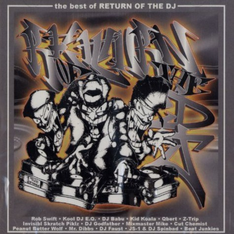 V.A. - The best of Return of the DJ