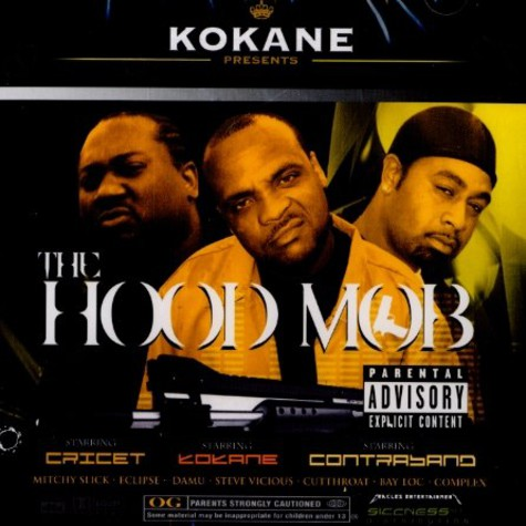 Kokane presents: - The hood mob