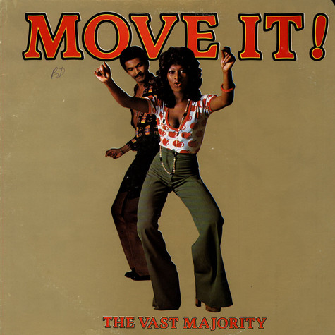 Vast Majority, The - Move It!