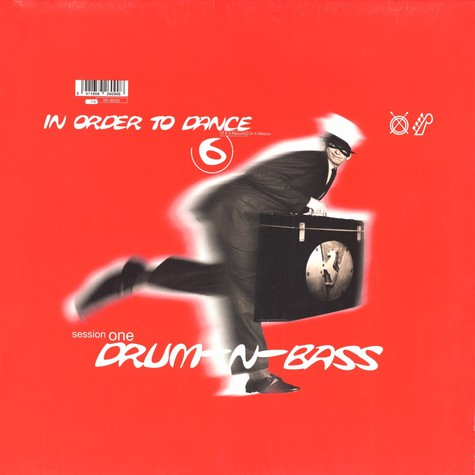 Various - In Order To Dance 6 - Session One Drum-N-Bass