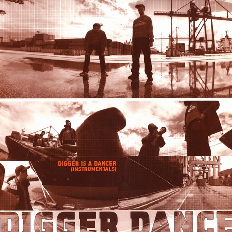 Digger Dance - Digger Is A Dancer (Instrumentals)