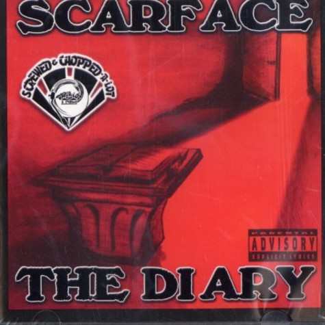 Scarface - The diary screwed & chopped