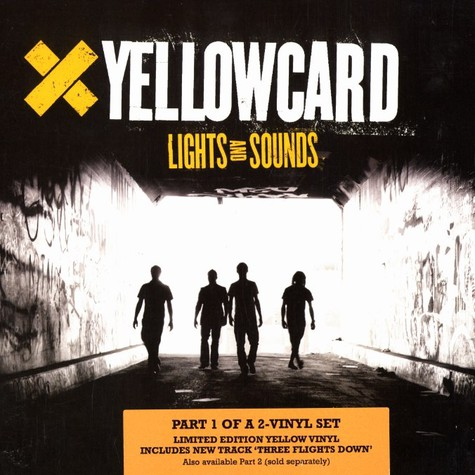Yellowcard - Lights and sounds part 1