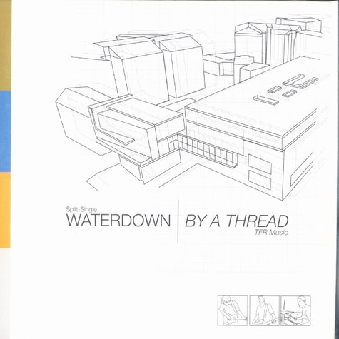 Waterdown / By A Thread - Split EP