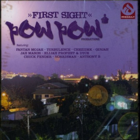 Pow Pow Productions - First sight riddim