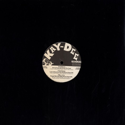 Kenny Dope & Keb Darge present: - Kay-Dee records