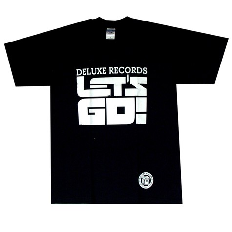 Samy Deluxe - Deluxe records let's go T-Shirt