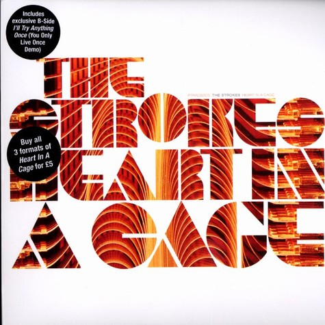 Strokes, The - Heart in a cage