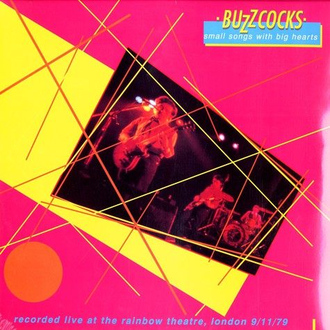 Buzzcocks - Small songs with big hearts