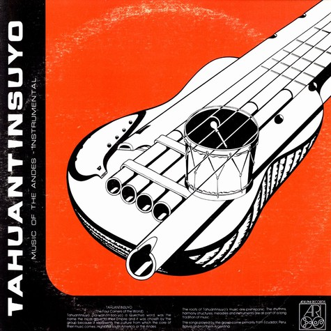 Tahuantinsuyo - Music of the andes